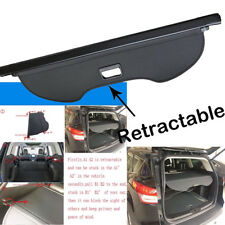 Trunk Interior Trunk Cargo Cover Shade Shield Security for Ford Escape 2013-2017