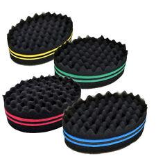 1 Vague Barbier Brosse De Cheveux Éponge Pour Dreads Afro Locks Twist Boucle