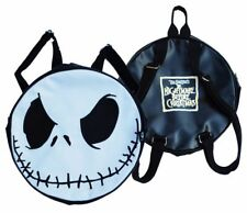 NIGHTMARE BEFORE CHRISTMAS Round Backpack Rucksack Bag Jack Skellington Face