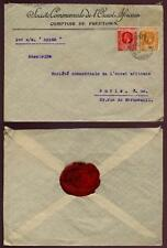 Used Cover Sierra Leonean Stamps (1808-1961)