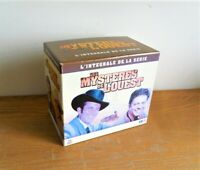 """32 DVD """"Les mystères de L'ouest"""" Feuilleton des années 1970-80 INTÉGRALE"""