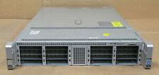 Cisco UCS C240 M4 UCSC-C240-M4S2 2U Rack Server CTO 16-Bay SFF Dual CPU 24x DIMM