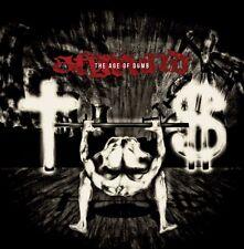 Afgrund - the age of dumb (CD), NEW, Neuware, rotten sound nasum napalm death