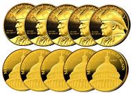 10 Coin Trump Bundle