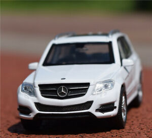 1:36 Scale Alloy Car Model Kids Boys Toy Vehicles For Mercedes Benz GLK SUV