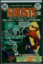 DC Comics GHOSTS #25 FN 6.0