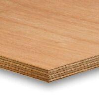 2440 x 1220 x 18mm Marine Plywood (BS1088) x 1 Sheet