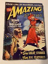 Amazing Stories Pulp Jan. 1940 Vol. 14 No. 1