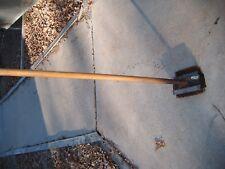 Long Handled Heavy Duty Steel Brush