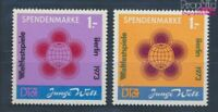 DDR SP1-SP2 postfrisch 1972 Spendenmarken (8248595