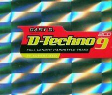D-Techno 09 (2004) Marc Arcadipane feat. Dick Rules, Pavo & Zany, Deaz .. [3 CD]