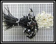 POWER LASTSCHALTER  Kabelanschluss schwarz 250VAC 1,5A 50 Stück