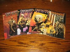 DC Comics - UNKNOWN SOLDIER 1 - 4 Complete Set!! Glossy VF 1997