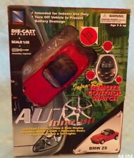 NEW-RAY AUTO TUNE-UP BMW Z8 DIE-CAST MODEL KIT & REMOTE CONTROL NEW IN BOX