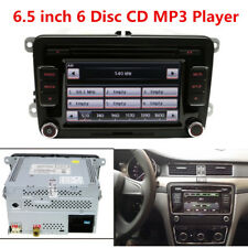RCD510USB RCD510 Radio 6 Disc CD MP3 Player Fit for VW Golf Passat Tiguan Polo
