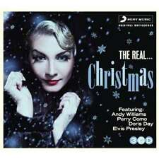 The Real... Christmas [3 CD] Natale - Andy Williams, Doris Day, Elvis Presley
