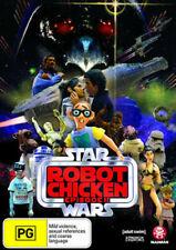 Robot Chicken Star Wars Episode II DVD R4 Postage