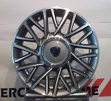 Cerchi in lega 16 Lancia Y ypsilon Ecochic Silver Gold Start&Stop Platinum MYA