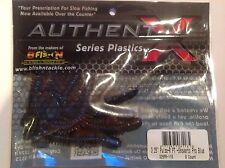"B Fish N,  Pulse R PT Paddle Tail,3.25"",Stewarts Pro Blue,8/pk, 325PR-118,BFishN"