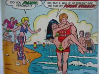 Archie's Girls Betty & Veronica Comic Books Bronze Age Big Lot