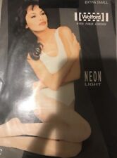 Wolford Neon Light  Color: Admiral Size: Extra Small 18004 - 16