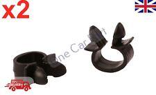 Abrazadera de tubería 2x Universal Telar Arnés de cableado Cables Clip Holder