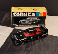 1:68 TOMICA TOMY 35 DOME CELICA TURBO RENOMA DIECAST CAR BOXED JAPAN