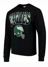 Mitchell & Ness Men's Philadelphia Eagles Rushing Line Sweatshirt Large L NFL