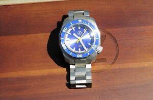Zelos Hammerhead Titanium Dive Watch