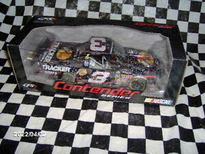 2011 Austin Dillon # 3 BPS ~ CFS Contender Series Truck Win Autographed 1/24th.