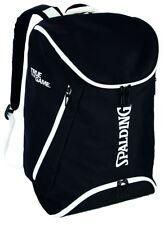 Spalding Unisexe arrière Sac à dos noir/blanc 40L 300454301