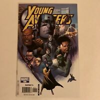 Young Avengers 7 Whedon 2005 NM Kate Bishop Marvel MCU Phase 4 SDCC Spiderman