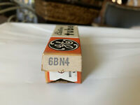 GE 6BN4 Audio Electronic Vintage Radio TV Valve HAM Vacuum NOS Tubes