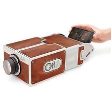 Carton Smartphone Projecteur 2.0 Diy pour Mobile Téléphone Portable Film