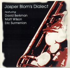 JASPER BLOM'S DIALECT – JASPER BLOM'S DIALECT (1998 DUTCH JAZZ CD)