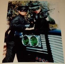 THE GREEN HORNET / 1960s TV /  8 x 10  COLOR  PHOTO