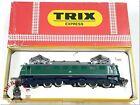 H0 1:87 scale Ho Trains Locomotive Trix Express 53 2233 00 Br E50 009 DB