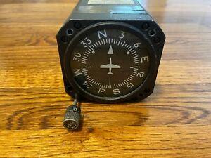 Cessna Vacuum Directional Gyro Working