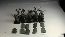 Skeleton Warrior x 10 Death Undead Tomb Kings King Vampire Counts AoS Lot 1
