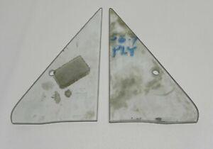 1957-59 MOPAR (EXC HARDTOP AND CONVERTABLE) FRONT DOOR VENT WINDOW NAGS #2111T