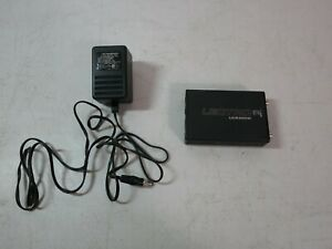 Lectrosonics Lectro UCR205D Receiver with power adapter READ DESCRIPTION