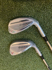 TaylorMade MG2 Tiger Woods Grind 56.12 60.11 DG Tour Issue S400 Shaft Sand Lob
