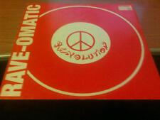 """12"""" MIX TECHNO RAVE-OMATIC REVOLUTION"""