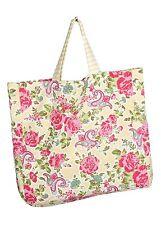 Prudence Lemon tote, shopper, craft bag, carry all  bag, market bag, nappy bag