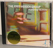 CHESKY CD JD-55: Forward Motion - Fred Hersch Group - USA 1991 Factory SEALED