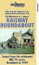 Railway Roundabout 1959 (VHS) Steam Railway VHS Video Tape ~ Ian Allan ~ BBC TV