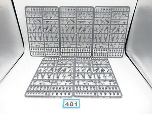 Wargaming WWII Warlord Games Bolt Action Infantry Sprues 481-142