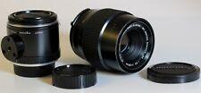 MINOLTA Objektiv Lens MC MACRO ROKKOR-QE 3,5/100 für MINOLTA MD