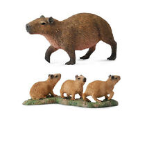 *NEW* CollectA 88540 88541 Capybara Adult & Babies / Young