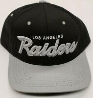 NFL Los Angeles Raiders Hat - Cap (Snap Back) NEW